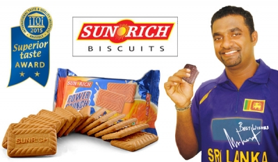Muralidaran's Biscuit Company – Sunrich Biscuits Clinches Much-coveted International Awards