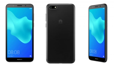 Huawei Y5 Prime 2018 makes way into Sri Lanka
