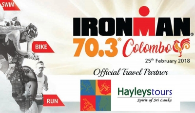 Hayleys Tours signs on as official travel partner for IRONMAN 70.3 Colombo (video)