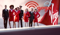 Gogo gets in-flight Wi-Fi deal with Virgin Atlantic