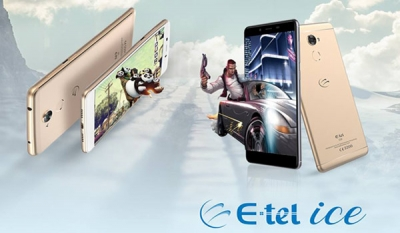 "E-tel launches its smartest smartphone yet – the peerless ""ICE"""