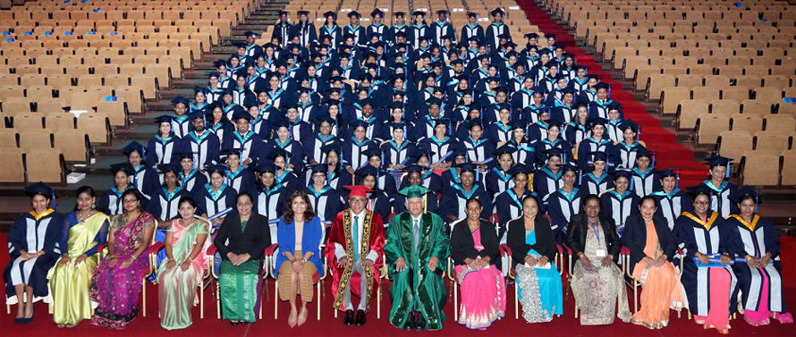 IIHS reaches 500 Nursing Graduates and adds value to the Sri Lankan Nursing industry