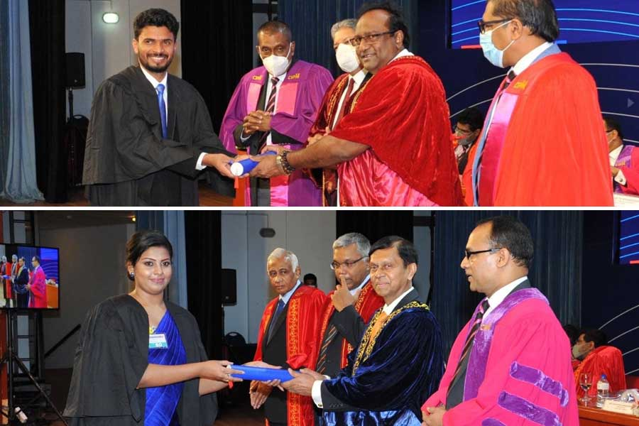 businesscafe CIPM Sri Lanka 2020 Graduation Ceremony at BMICH