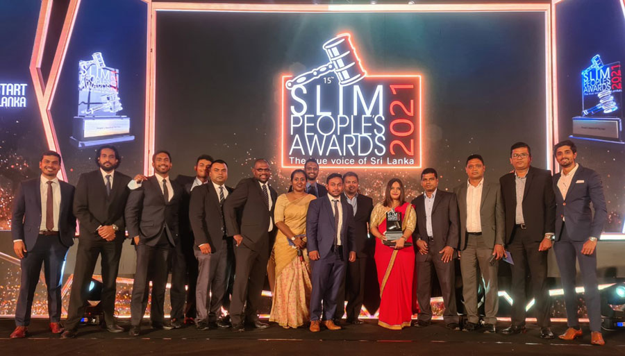 Businesscafe Elephant House Cream Soda clinches coveted Beverage Brand of the Year at SLIM Nielsen Peoples Award 2021