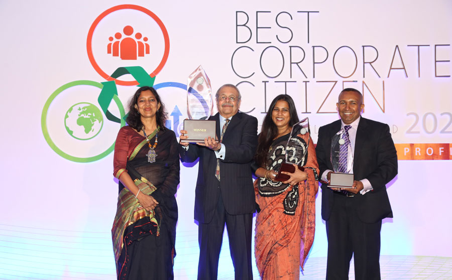 businesscafe CBL Group named Sri Lanka Best Corporate Citizen in Sustainability for 2020