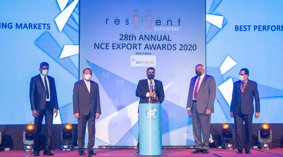 businesscafe Elephant House clinches two Golds and Special award at NCE Export Awards 2020