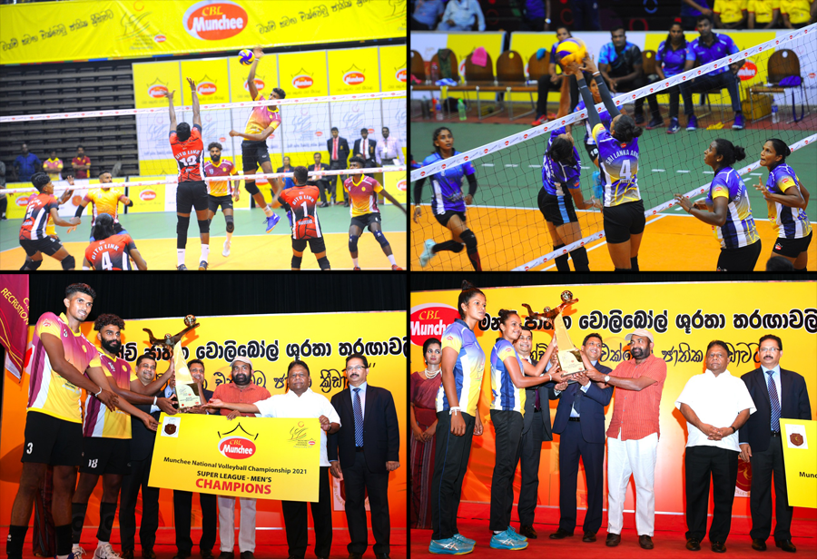 businesscafe Munchee encourages Sri Lanka Volleyball to achieve victory at the Asian Volleyball Championship
