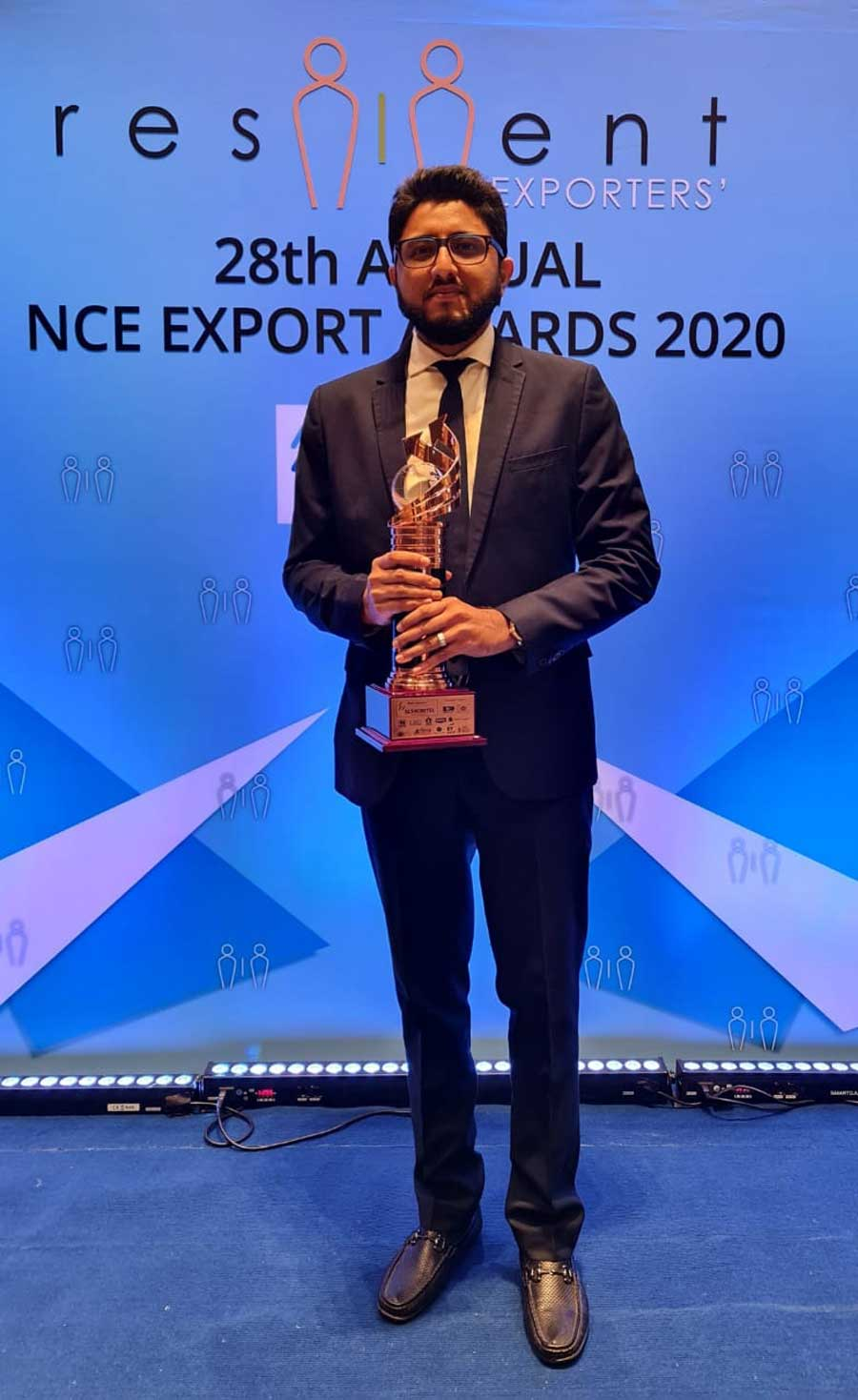 businesscafe PSPI emerge victorious at the NCE Export Awards 2020