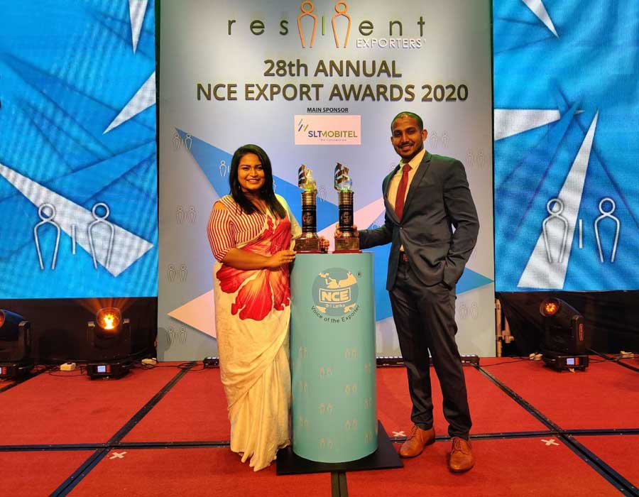 businesscafe Silk Cooperation wins two Gold Export Awards by NCE