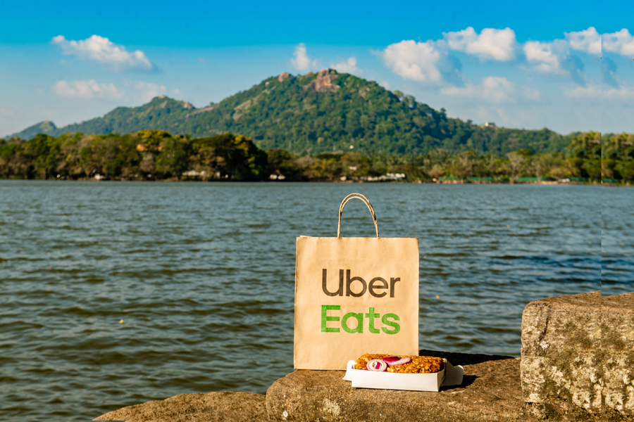 businesscafe Uber Eats launches in Kurunegala