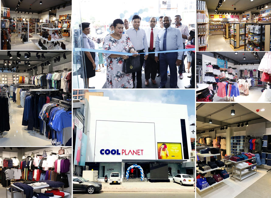 Cool Planet reopens in Pelawatte