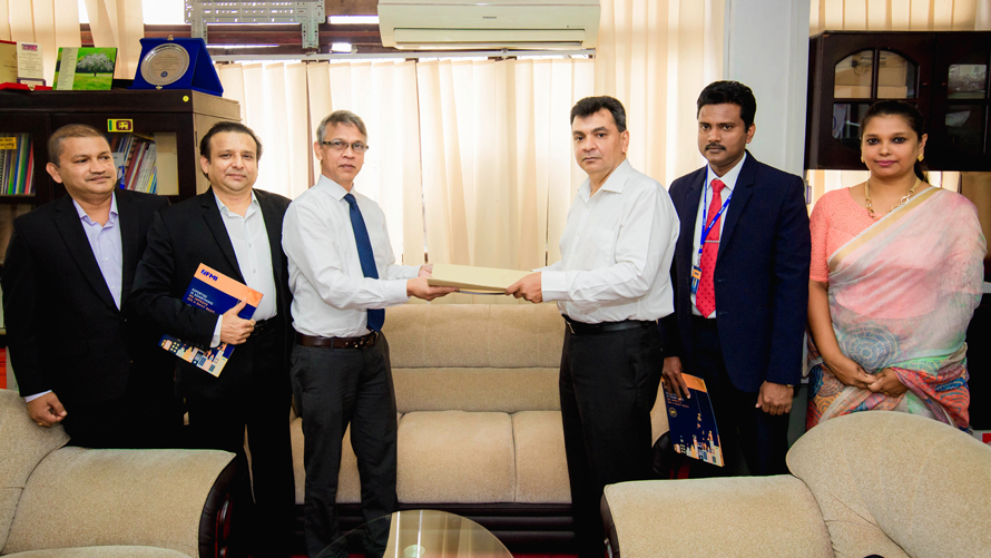Abans FMI offers innovative Integrated Facility Management to the Department of Labour in Sri Lanka