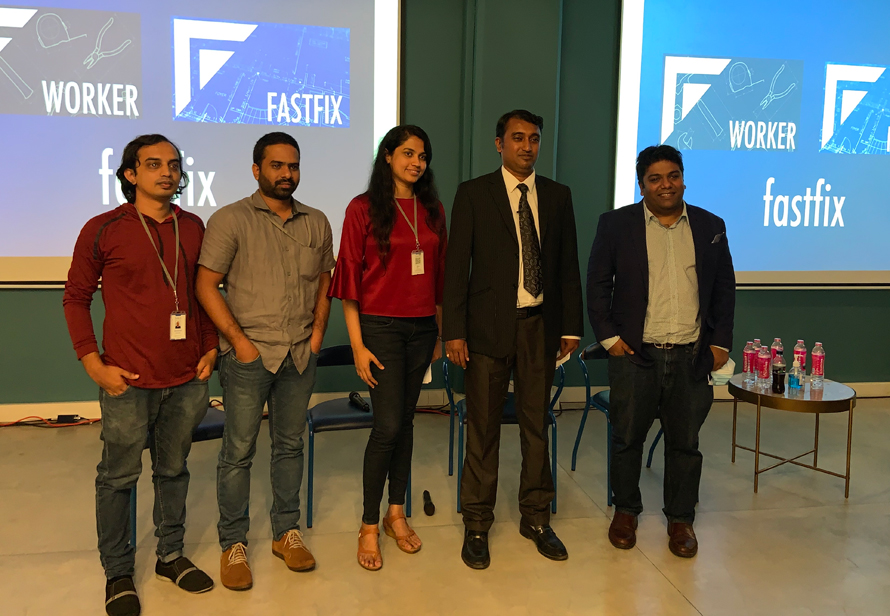 FASTFIX App to facilitate easy home repairs