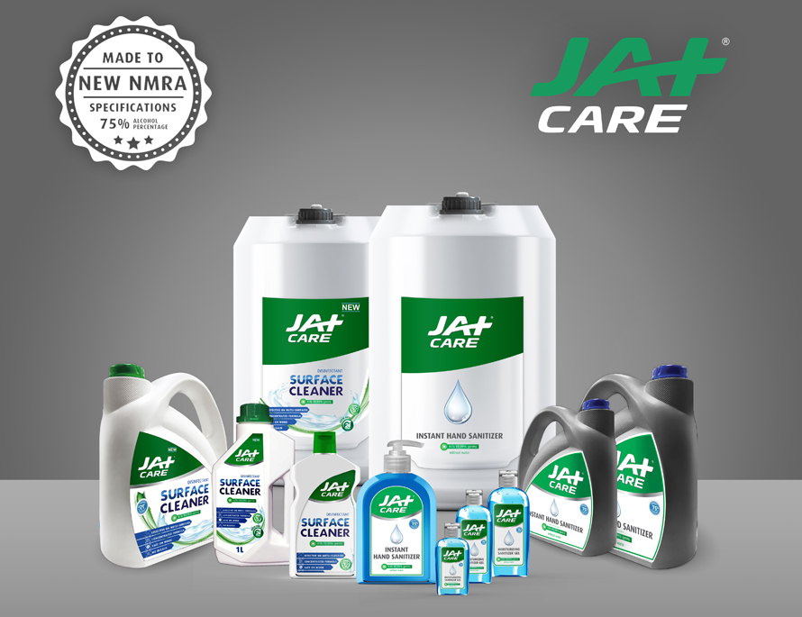JAT Holdings helps combat COVID 19 with new JAT Care product range