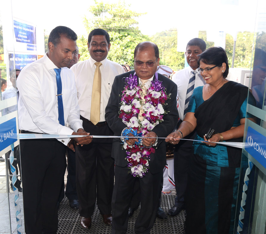 Commercial Bank opens branch No 259 in Yatiyantota