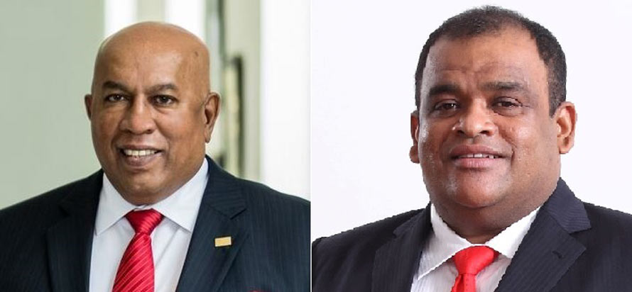 Mr Mohan Pandithage Chairman Chief Executive Mr Dhammika Perera Co Chairman Hayleys PLC