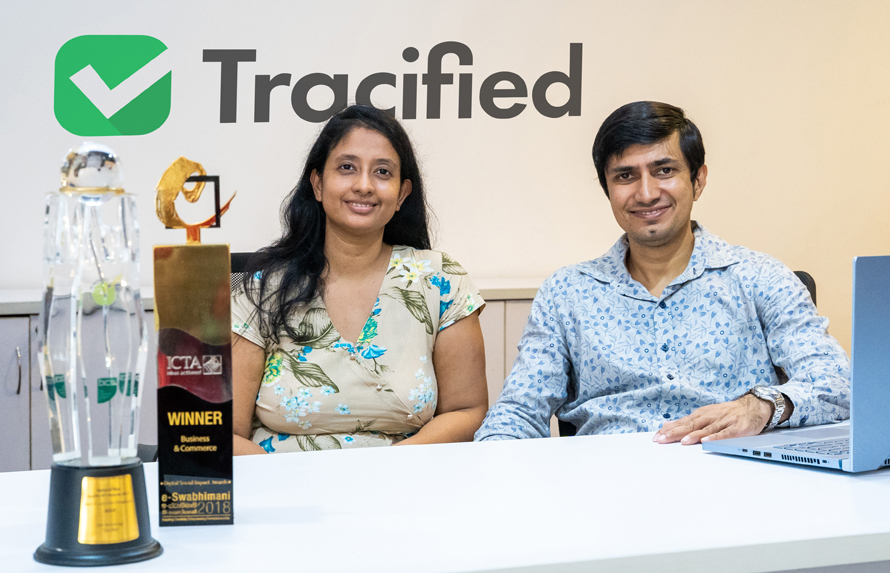 Tracified a Sri Lankan Startup Incubated by 99X Technology Receives Japanese Investment
