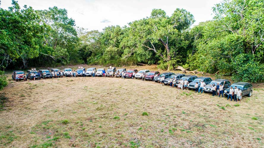 Jeep Club Expedition 2020 Trail of Majesty
