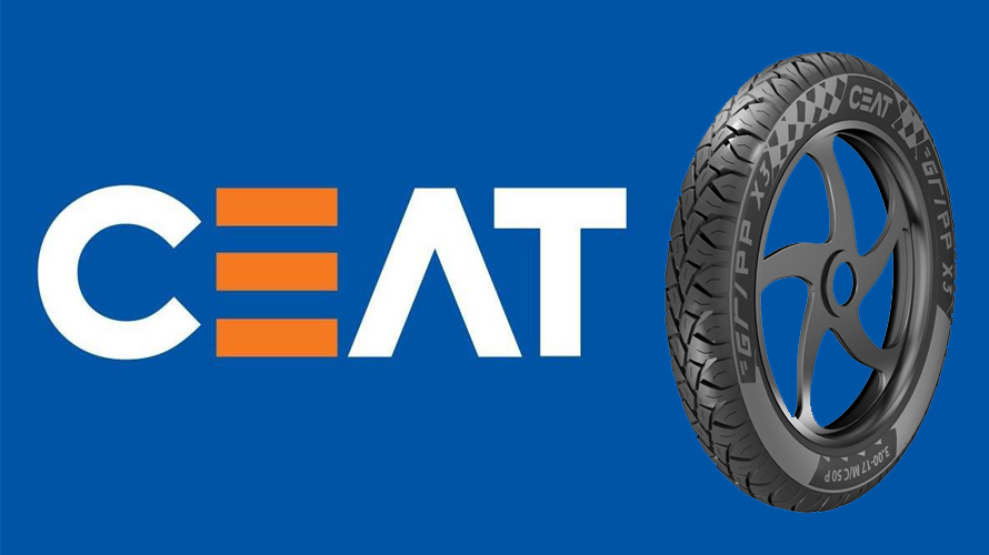 CEAT ramps up 2 wheeler tyre production by 85 in 3 months
