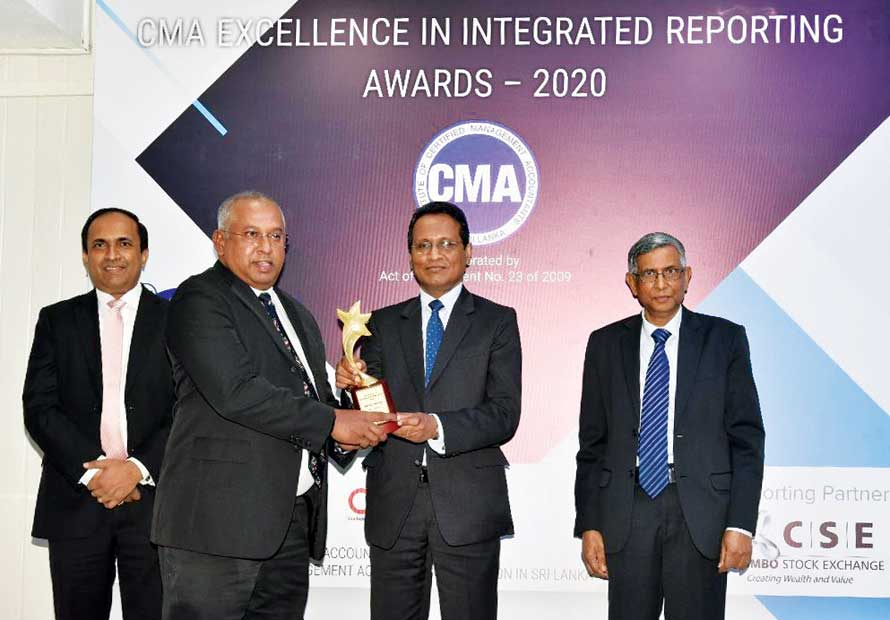 DIMO recognised as Overall Winner for sixth consecutive year at CMA Excellence in Integrated Reporting Awards 2020