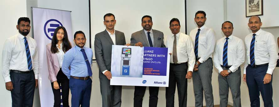 Pioneering Allianz Lanka MegaPay Partnership Set to Boost Access to Third Party Motor Insurance