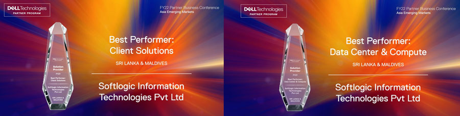 businesscafe Softlogic IT earns top honours at Dell Partner Business Conference FY21