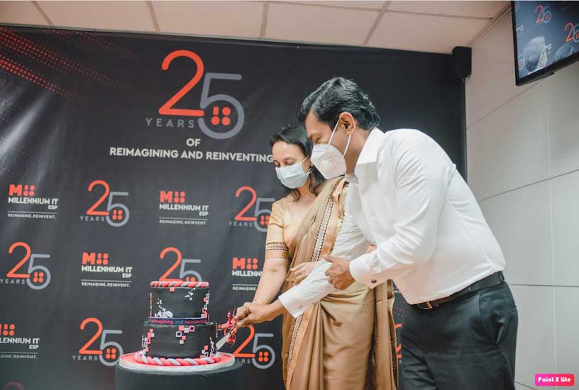 MillenniumIT ESP Continues its Silver Jubilee Celebrations at Hybrid Town Hall Event