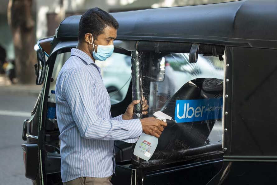Uber marks 5 years in Sri Lanka serves 1.8 million riders and 110000 drivers