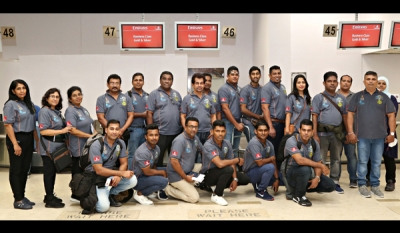 Quest for culinary Gold : Emirates flies Team Sri Lanka to 2020 Culinary Olympics