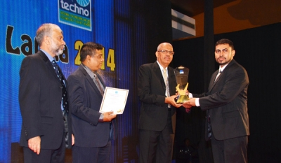 Mobitel bags two Gold Awards at Techno Sri Lanka 2014