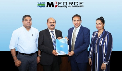 Mobitel acquires majority stake in M3Force to spearhead Integrated and Intelligent Security solutions