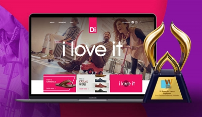 DI and its digital agency Digibrush win big at Web Awards 2018