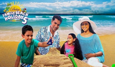 Tills ring at Arpico as shoppers vie for 2014 Privilege Family Beach Holiday
