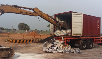INSEE Ecocycle Environmental Services excelled to ship-based waste management