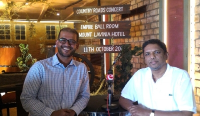 E FM to journey the famous 'Country Roads'