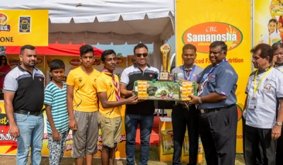 CBL Samaposha inspires scouts to inculcate healthy breakfast habits