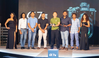 CameraLK first to launch Sony Alpha A7 III camera in Sri Lanka