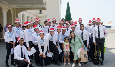The Galle Face Hotel and Ebert Silva Holidays Kick Off Festive Colombo City Tour