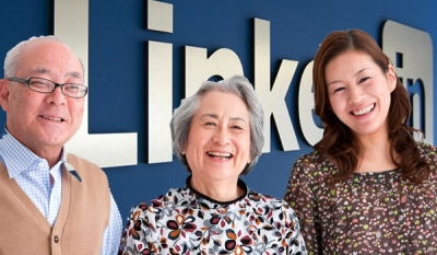 LinkedIn launches 'Bring in Your Parents' consumer campaign