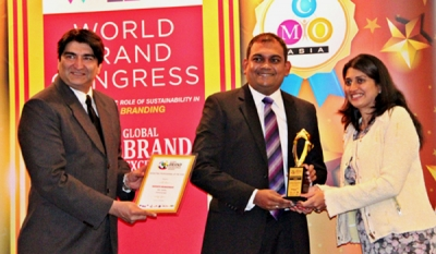Hasrath Munasinghe named 'Marketing Professional of the Year' by CMO Asia