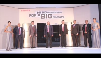Singer Launches Six Models of High Capacity Smart Inverter Refrigerators (11 Photos)