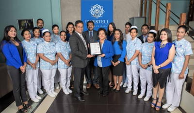 Christell Skin Clinic first skincare provider in Sri Lanka to acquire ISO 9001 certification