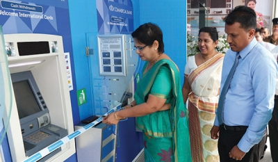 ComBank's milestone 800th ATM installed at relocated Giriulla branch