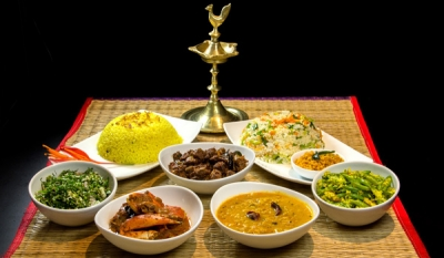 The Palmyrah Restaurant introduces a Lunchtime Special