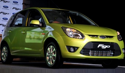 Ford launches refreshed Figo in India