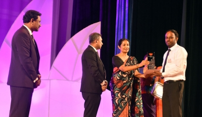 BMICH Staff Welfare Association Wins Award for CSR Initiative