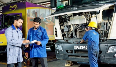 DIMO together with Tata Motors Limited organizes Global Service Campaign for Tata Vehicle owners across Sri Lanka