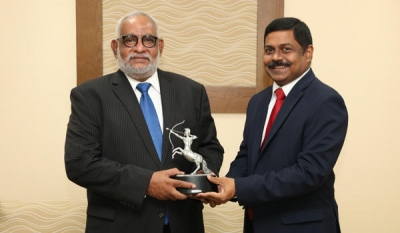 Jegan Durairatnam adjudged an Outstanding Leader in Asia by ACES