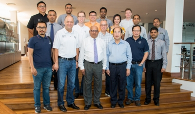 DIMO hosts Mercedes-BenzSEAII Aftersales Management Meeting