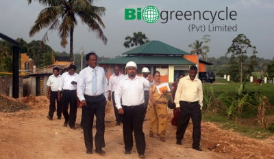 Municipality Solid Waste to Energy - green solution in Sri Lanka enters final stage
